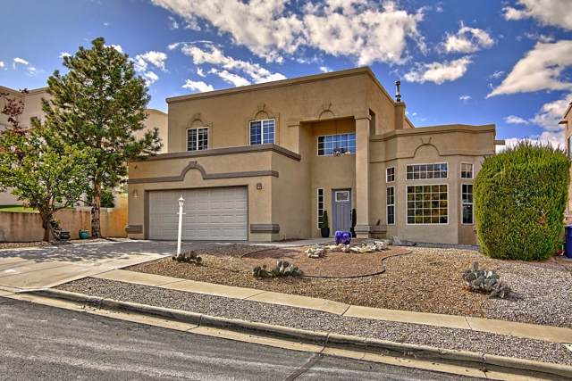 815 Calle Verde Drive SE, Albuquerque, NM 87123 (MLS #956659) :: The Bigelow Team / Red Fox Realty