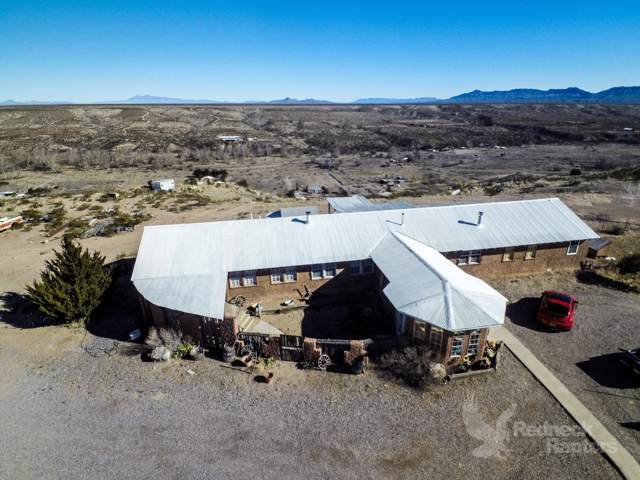 12124 Hwy 152, Caballo, NM 87931 (MLS #956662) :: Campbell & Campbell Real Estate Services
