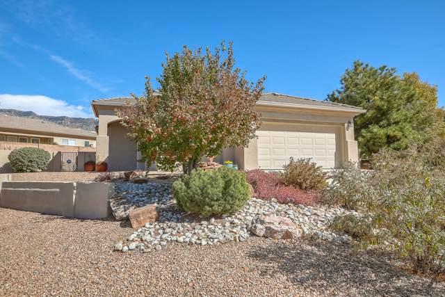 5908 Purple Aster Lane NE, Albuquerque, NM 87111 (MLS #956666) :: The Bigelow Team / Red Fox Realty