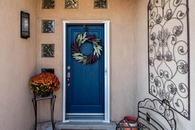 4809 Mi Cordelia Drive NW, Albuquerque, NM 87120 (MLS #956671) :: Sandi Pressley Team