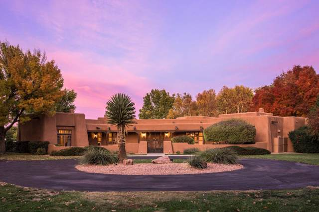 1125 Lanes End NW, Albuquerque, NM 87114 (MLS #956676) :: Campbell & Campbell Real Estate Services