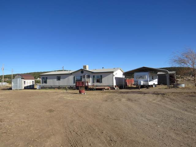 1 King Me Court, Edgewood, NM 87015 (MLS #956735) :: Campbell & Campbell Real Estate Services
