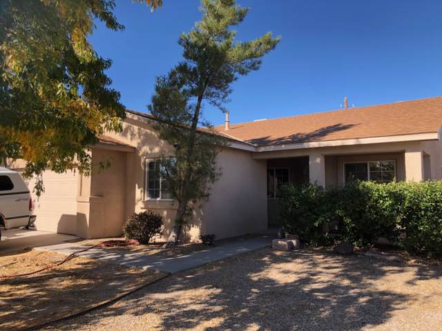 7401 Crystal Ridge Road SW, Albuquerque, NM 87121 (MLS #956765) :: Campbell & Campbell Real Estate Services