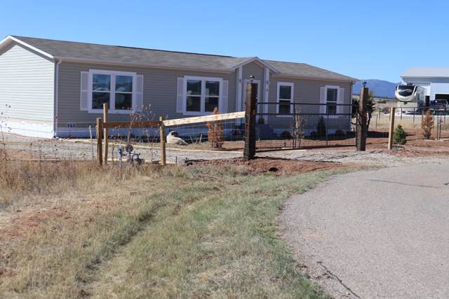5 Cob Court, Edgewood, NM 87015 (MLS #956791) :: Campbell & Campbell Real Estate Services