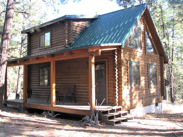 21A Cedar Road, Jemez Springs, NM 87025 (MLS #956835) :: Campbell & Campbell Real Estate Services