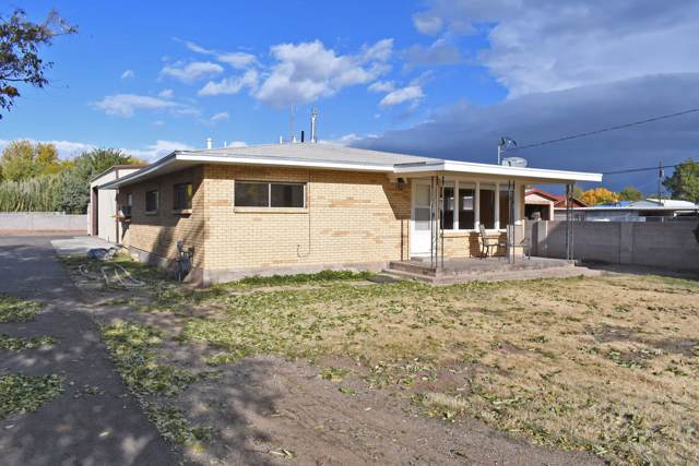 8911 9TH Street NW, Albuquerque, NM 87114 (MLS #956846) :: Campbell & Campbell Real Estate Services