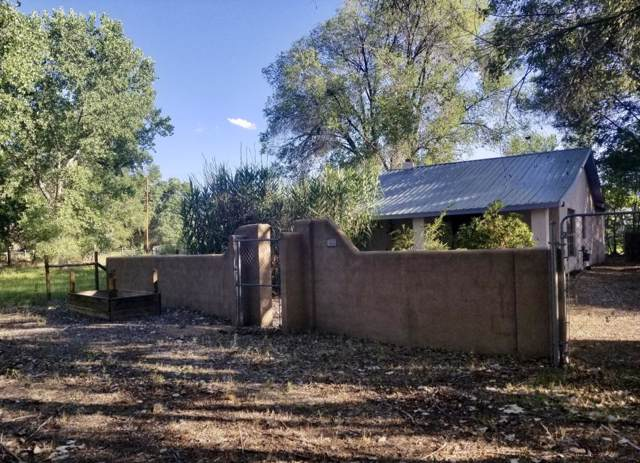 148 Coroval Road, Corrales, NM 87048 (MLS #956847) :: Campbell & Campbell Real Estate Services