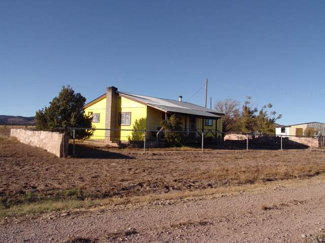 303 Olmstead Road, Datil, NM 87821 (MLS #956856) :: Campbell & Campbell Real Estate Services