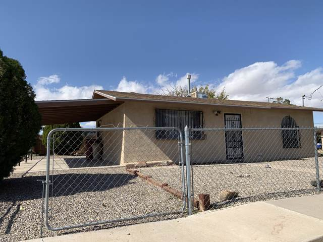 617 6TH Street, Belen, NM 87002 (MLS #956881) :: Campbell & Campbell Real Estate Services