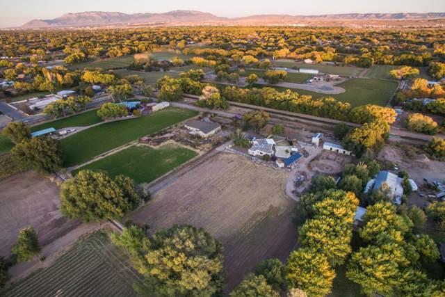 2616 Pajarito Road SW, Albuquerque, NM 87105 (MLS #956890) :: Campbell & Campbell Real Estate Services