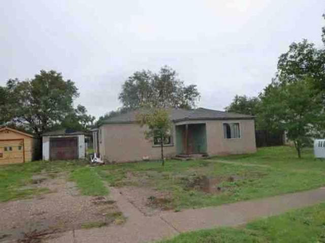 1112 Boulder Avenue, Portales, NM 88130 (MLS #956913) :: Campbell & Campbell Real Estate Services