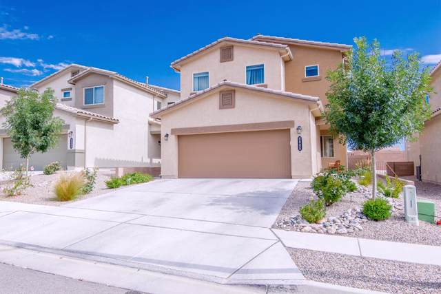 8805 Zephyr Place NW, Albuquerque, NM 87120 (MLS #956916) :: Campbell & Campbell Real Estate Services