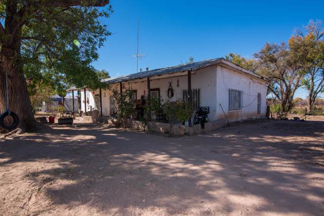2442 Highway 47, Belen, NM 87002 (MLS #956934) :: Campbell & Campbell Real Estate Services
