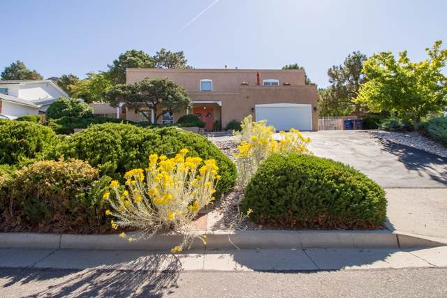 13218 Sunset Canyon Drive NE, Albuquerque, NM 87111 (MLS #956943) :: Campbell & Campbell Real Estate Services