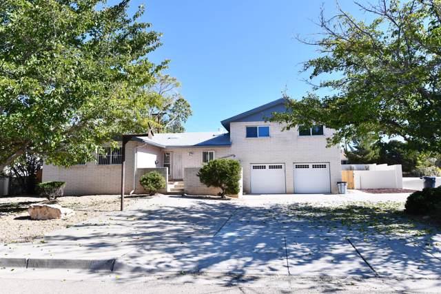 1702 Rita Drive NE, Albuquerque, NM 87106 (MLS #956950) :: Sandi Pressley Team