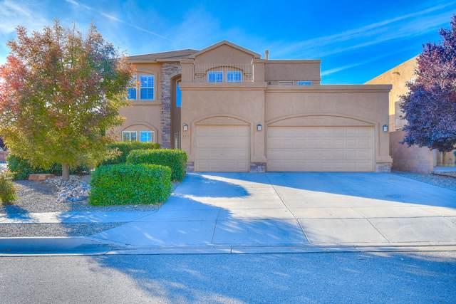 1513 Conejos Drive SE, Rio Rancho, NM 87124 (MLS #956962) :: The Bigelow Team / Red Fox Realty