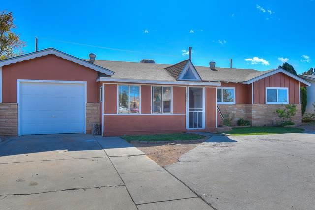 3718 Candelaria Road NE, Albuquerque, NM 87110 (MLS #956980) :: The Buchman Group