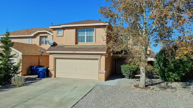 7823 Crepe Myrtle Road SW, Albuquerque, NM 87121 (MLS #957000) :: Campbell & Campbell Real Estate Services