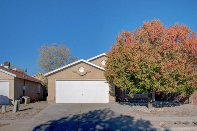 1719 Waters Drive SW, Albuquerque, NM 87121 (MLS #957039) :: Campbell & Campbell Real Estate Services