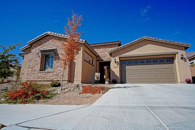 4106 Pico Norte Lane NE, Rio Rancho, NM 87124 (MLS #957040) :: Campbell & Campbell Real Estate Services