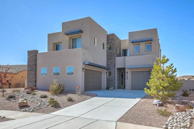 5717 Pikes Peak Loop NE, Rio Rancho, NM 87144 (MLS #957100) :: Campbell & Campbell Real Estate Services