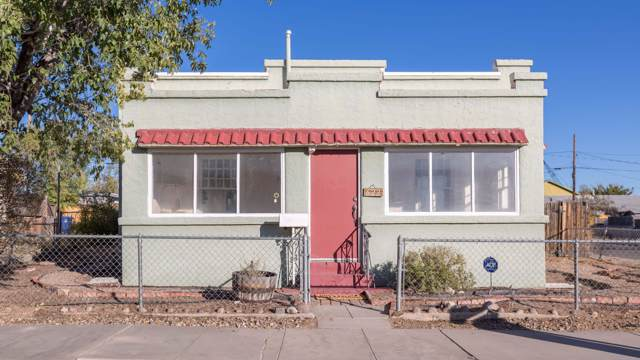 622 High Street SE, Albuquerque, NM 87102 (MLS #957103) :: Campbell & Campbell Real Estate Services