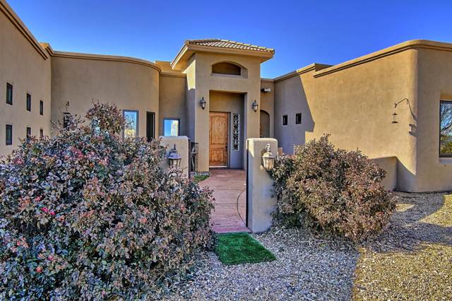 35 Nature Pointe, Tijeras, NM 87059 (MLS #957110) :: Campbell & Campbell Real Estate Services