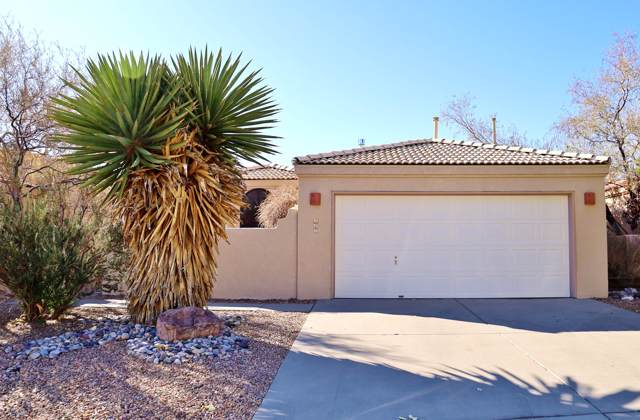 327 Serenity Court SE, Albuquerque, NM 87123 (MLS #957114) :: The Bigelow Team / Red Fox Realty