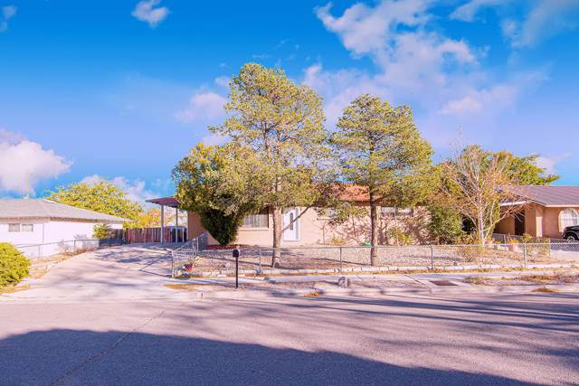 1314 Elfego Baca Drive SW, Albuquerque, NM 87121 (MLS #957122) :: Campbell & Campbell Real Estate Services