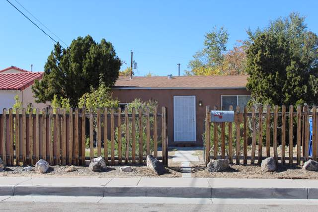 2709 1ST Street NW, Albuquerque, NM 87107 (MLS #957140) :: Campbell & Campbell Real Estate Services