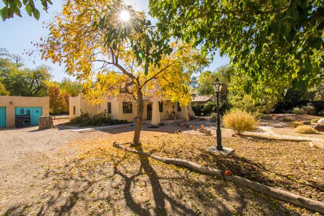 3020 Commercial Street NE, Albuquerque, NM 87107 (MLS #957142) :: Campbell & Campbell Real Estate Services