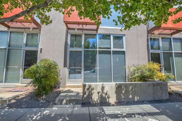 819 Silver Avenue SW, Albuquerque, NM 87102 (MLS #957147) :: Campbell & Campbell Real Estate Services