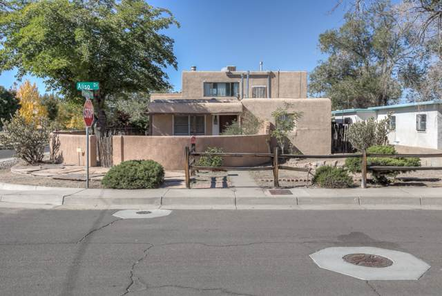 2701 Aliso Drive NE, Albuquerque, NM 87110 (MLS #957148) :: Campbell & Campbell Real Estate Services