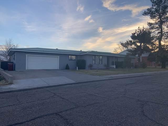 1513 Reinken Avenue, Belen, NM 87002 (MLS #957158) :: Campbell & Campbell Real Estate Services