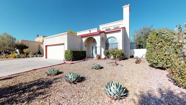 5323 Kachina Street NW, Albuquerque, NM 87120 (MLS #957160) :: The Bigelow Team / Red Fox Realty