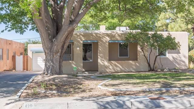 429 Dartmouth Drive NE, Albuquerque, NM 87106 (MLS #957170) :: Campbell & Campbell Real Estate Services