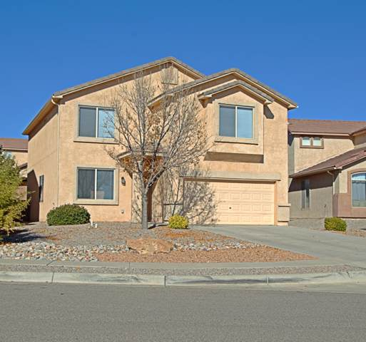 1233 Danzante Drive SE, Rio Rancho, NM 87124 (MLS #957172) :: The Bigelow Team / Red Fox Realty