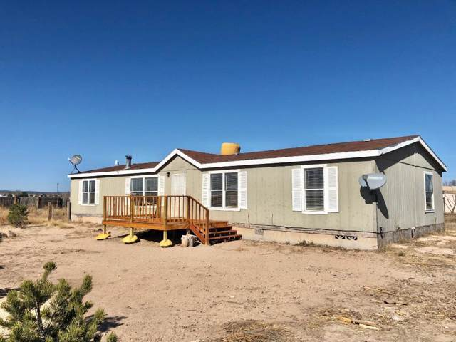 64 Valle Verde Avenue, Moriarty, NM 87035 (MLS #957199) :: Campbell & Campbell Real Estate Services
