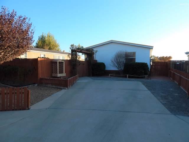 1141 Los Cristantemos Court SE, Los Lunas, NM 87031 (MLS #957226) :: Campbell & Campbell Real Estate Services