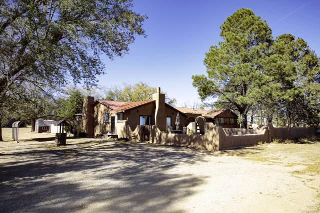 5 Chapman Road, Milan, NM 87021 (MLS #957234) :: Campbell & Campbell Real Estate Services