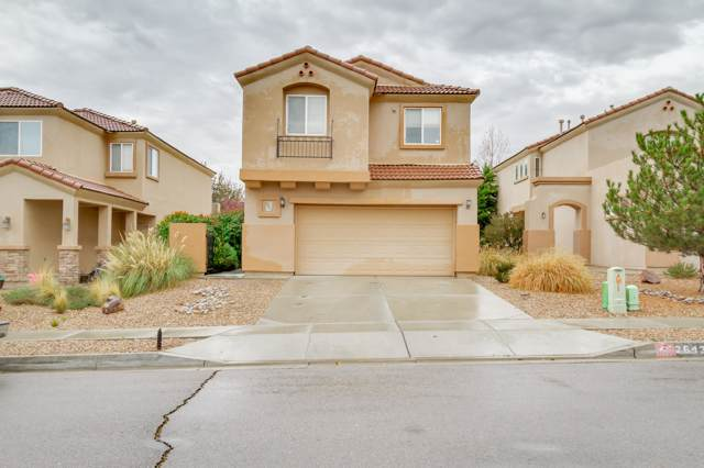 2643 Violeta Circle SE, Rio Rancho, NM 87124 (MLS #957250) :: The Bigelow Team / Red Fox Realty