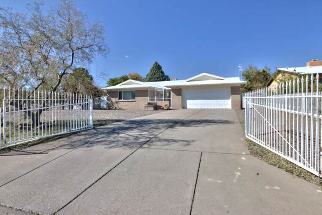 3101 San Isidro Street NW, Albuquerque, NM 87107 (MLS #957301) :: Campbell & Campbell Real Estate Services