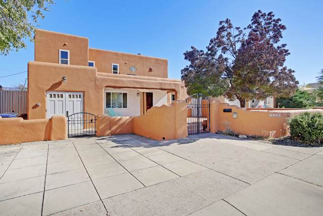 1332 Lobo Place NE, Albuquerque, NM 87106 (MLS #957303) :: Campbell & Campbell Real Estate Services