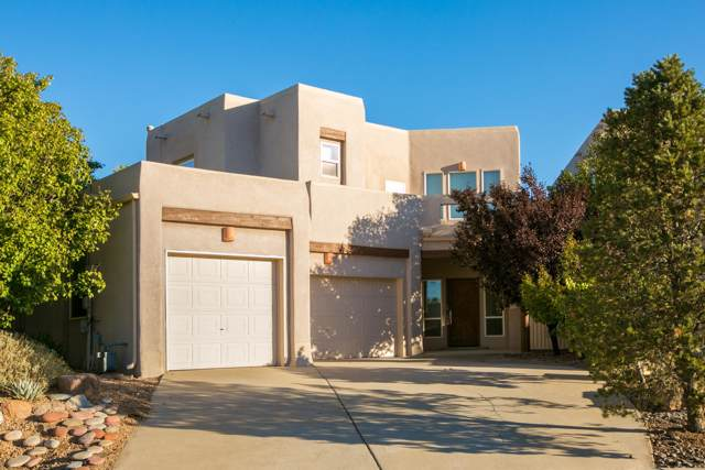 12615 Sandia Ridge Place NE, Albuquerque, NM 87111 (MLS #957314) :: The Bigelow Team / Red Fox Realty