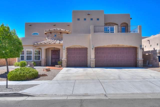 9905 Cameron Street NW, Albuquerque, NM 87114 (MLS #957318) :: Silesha & Company