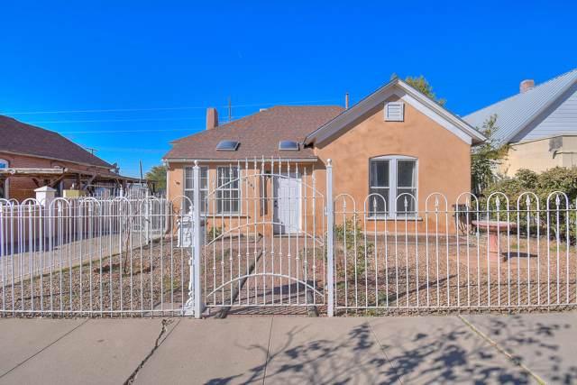 629 Arno Street SE, Albuquerque, NM 87102 (MLS #957319) :: Campbell & Campbell Real Estate Services