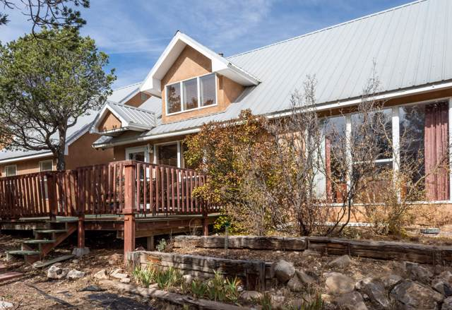 8 Morper Road, Edgewood, NM 87015 (MLS #957320) :: Campbell & Campbell Real Estate Services