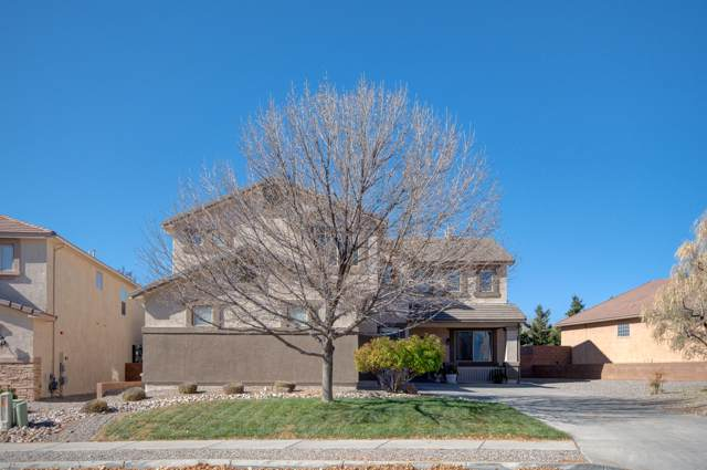 1409 Montiano Loop SE, Rio Rancho, NM 87124 (MLS #957322) :: Campbell & Campbell Real Estate Services