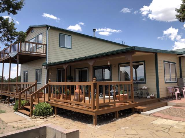 197 Hutton Road, Pie Town, NM 87827 (MLS #957366) :: Campbell & Campbell Real Estate Services