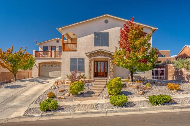 3916 Bryan Avenue NW, Albuquerque, NM 87114 (MLS #957380) :: Campbell & Campbell Real Estate Services